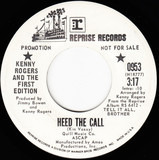 Heed The Call - Kenny Rogers & The First Edition