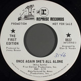 Once Again She's All Alone - Kenny Rogers & The First Edition