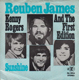 Reuben James - Kenny Rogers & The First Edition
