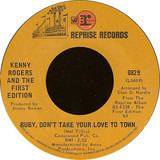 Ruby, Don't Take Your Love To Town - Kenny Rogers & The First Edition
