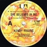 She Believes In Me - Kenny Rogers