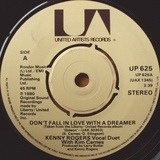 Don't Fall In Love With A Dreamer - Kenny Rogers With Kim Carnes
