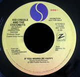 If You Wanna Be Happy - Kid Creole And The Coconuts