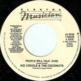 People Will Talk - Kid Creole And The Coconuts