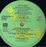 Barking at Airplanes - Kim Carnes