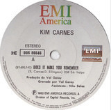 Does It Make You Remember - Kim Carnes