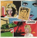 Cambodia / Watching for Shapes - Kim Wilde