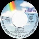 Rage To Love - Kim Wilde