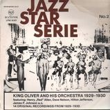 Jazz Star Serie No. 2 - King Oliver and His Orchestra
