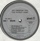 The Patriot Game - Kingston Trio