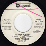 Lover Please - Kinky Friedman
