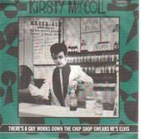 There's A Guy Works Down The Chip Shop Swears He's Elvis - Kirsty MacColl