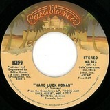Hard Luck Woman / Mr. Speed - Kiss