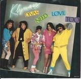 divas need love too - Klymaxx