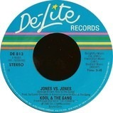 JONES VS. JONES - Kool & The Gang