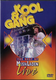 The Best Of MusikLaden-Live: Kool & The Gang - Kool & The Gang