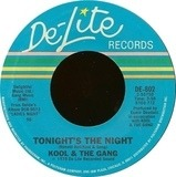 Too Hot / Tonight's The Night - Kool & The Gang