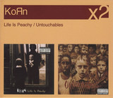 Life Is Peachy / Untouchables - Korn