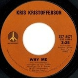 Why Me / Help Me - Kris Kristofferson