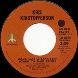 Why Me / Jesus Was A Capricorn - Kris Kristofferson