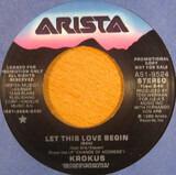 Let This Love Begin - Krokus