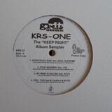 Keep Right Album Sampler - KRS-One
