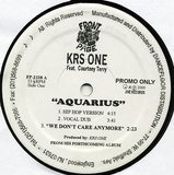 Aquarius - KRS-One, Courtney Terry