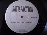 Land Of Boogie Down / Satisfaction - KRS-One