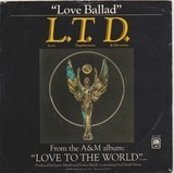 Love Ballad / Let The Music Keep Playing - L.T.D.