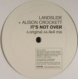 IT'S NOT OVER - Landslide + Alison Crockett