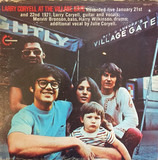 At The Village Gate - Larry Coryell