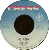 Dirty Man / It's Mighty Hard - Laura Lee