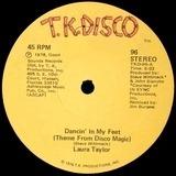 Dancin' In My Feet (Theme From Disco Magic) - Laura Taylor