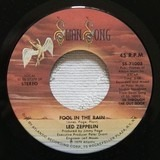 Fool In The Rain / Hot Dog - Led Zeppelin