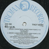 Merry Christmas, Happy New Year - Lee Perry