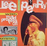 Mystic Warrior In Dub - Lee Perry With Mad Professor