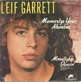 Memorize Your Number - Leif Garrett