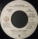 Don't Look Away - Leo Sayer