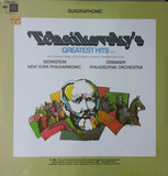 Tchaikovsky's Greatest's Hits (Vol. 1) - Leonard Bernstein - The New York Philharmonic Orchestra , Eugene Ormandy - The Philadelphia Orchest