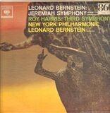 Jeremiah Symphony ‧ Third Symphony - Leonard Bernstein ‧ Roy Harris / Jennie Tourel ‧ The New York Philharmonic Orchestra