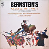 Bernstein's Greatest Hits Vol. 2 - Leonard Bernstein , The New York Philharmonic Orchestra , André Kostelanetz