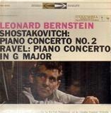Piano Concerto No. 2, Op. 101 / Piano Concerto In G Major - Leonard Bernstein
