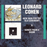 New Skin For The Old Ceremony / Songs From A Room - Leonard Cohen