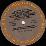 Der Rosenkavalier - Leonard Bernstein , Wiener Philharmoniker , Christa Ludwig , Gwyneth Jones , Walter Berry , Lucia P
