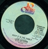 Keep It In The Family / Long As There's You (I Got Love) - Leon Haywood