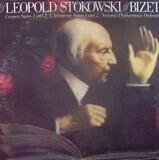 Leopold Stokowski: Bizet, Nat. Phil.Orch.