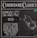 Kansas City Six And Five - 1938 - Lester Young, Buck Clayton, Eddie Durham