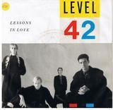 Lessons In Love / Hot Water (Live) - Level 42