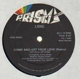 Come And Get Your Love - Lime