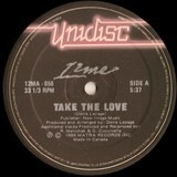 Take The Love / Come On Everybody - Lime
